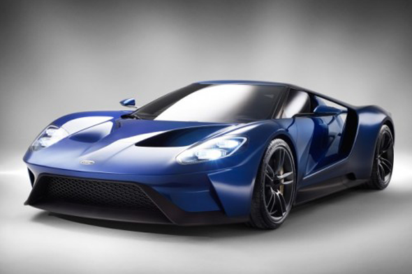 Ford gt windshield