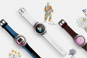 Ünlü İtalyan tasarımcı Alessendro Mendini'nin Samsung Gear S2 için tasarladığı özel saat kadranları ve kayışları Türkiye'deki tüketicilerle buluşacak.