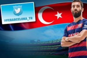 türkçe barcelona twitter