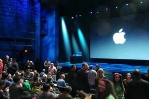 apple 21 mart etkinlik