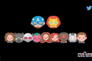 civil war twitter emoji
