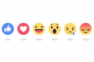 facebook beğen emoji