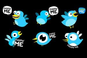 Twitter'a fotoğraf çıkartmaları ekleniyor