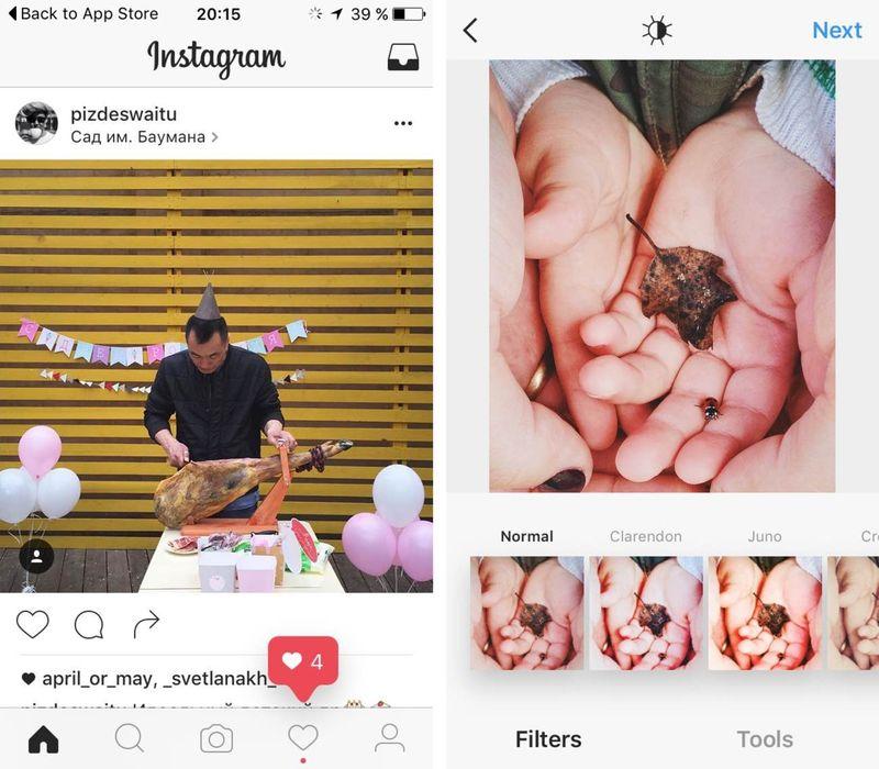 Instagram yeni siyah-beyaz tasarımını test ediyor