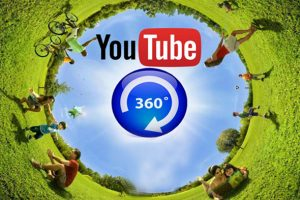YouTube'da 360 derece yayın dönemi