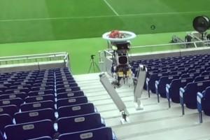 Google'ın ilk iki ayaklı robotundan ilk video