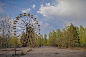 Çernobil kazasının 30 yıl sonrası Yandex'de