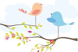 Twitter'da markaların bahar şenlikleri