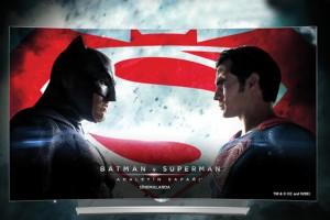 LG ile Batman v Superman Deneyimi  İstinyePark'ta!