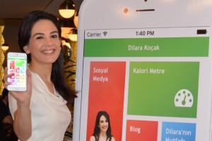 Türkiyenin ilk ve tek diyetisyen mobil uygulaması