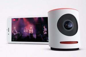Facebook'un ilk resmi kamerası: Mevo