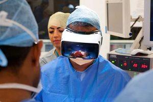 sanal gerçeklik ameliyat