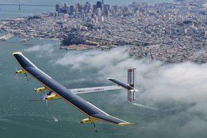 Solar Impulse uçağı yakıtsız dünyayı dolaşmayı hedefliyor