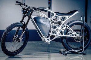 Üç boyutlu yazıcıyla üretilen motosikletler geliyor