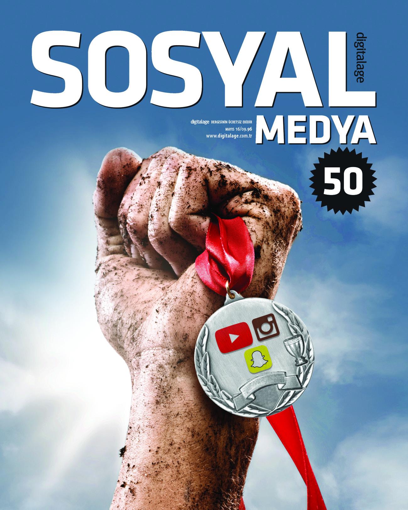 Sosyal Medya 2016_COVER