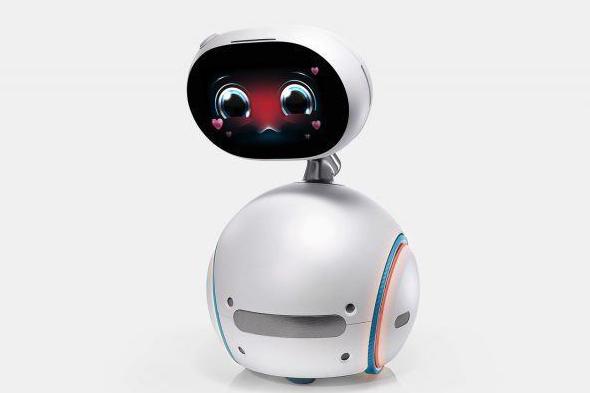 Akıllı ev cihazlarını yöneten robot: Asus Zenbo