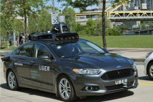 Uber, sürücüsüz otomobilini test ediyor