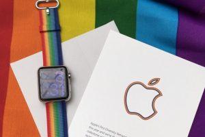 Apple'dan LGBT için kayış sürprizi