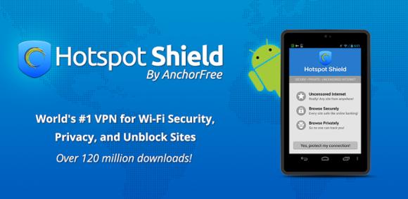 Hotspot Shield VPN