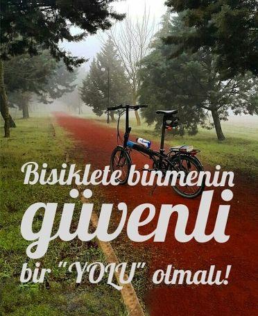 Liseli öğrencilerin uluslararası  başarısı Bisiklet yolu projesi