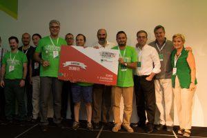 TEB Hackathon'ın İstanbul ayağına ev sahipliği yaptı (2)