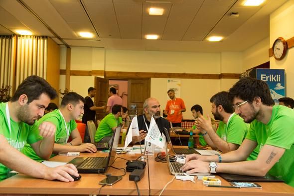 TEB Hackathon'ın İstanbul ayağına ev sahipliği yaptı