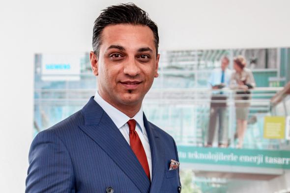 Siemens Türkiye'ye yeni Kamu İlişkileri Direktörü