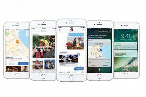 iOS 10 hakkında her şey
