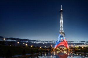 EURO2016 tweet'leri Eiffel Kulesi'ni aydınlatacak