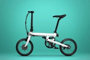 Xiaomi'den ilk katlanabilir elektrikli bisiklet