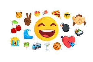 Facebook'tan Messenger'a 1500'den fazla yeni emoji