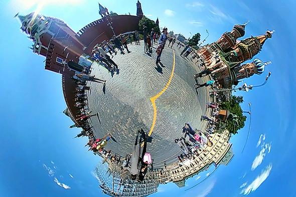 LG'den Dünya Çevre Günü'ne özel 360 derece video