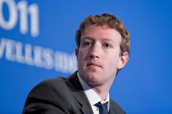 Mark Zuckerberg'in sosyal medya hesapları hack'lendi