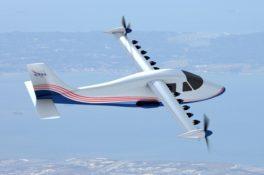 nasa elektrikli uçak