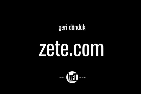 Geçen hafta yayın durduran ZETE, tekrar yayında