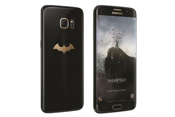 S7 edge Batman Injustice Edition Türkiye'de