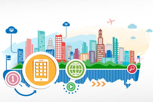 Akıllı çözümler akıllı şehirleri getiriyor