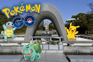 hiroşima barış anıtı pokemon