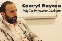 """Cüneyt Baycan: """"Trafiğimizin %40'ı mobilden geliyor"""""""
