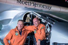Solar Impulse, güneş enerjisiyle dünya turunu tamamladı