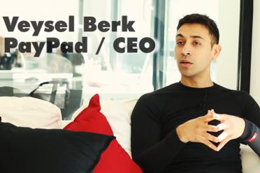 Çaycı'nın kurucusu Veysel Berk ile PayPad'i konuştuk