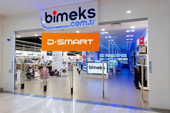 D-Smart ve Bimeks güçlerini birleştirdi