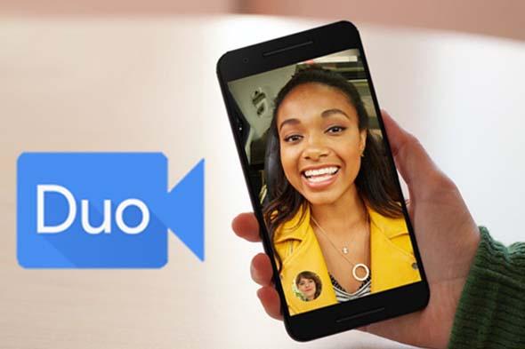 Google'dan FaceTime'a Duo ile rakip oldu