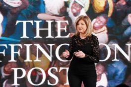 Huffington Post'un kurucusu Arianna Huffington yayından ayrılıyor