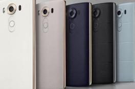Android 7.0 Nougat'a sahip ilk telefon LG V20