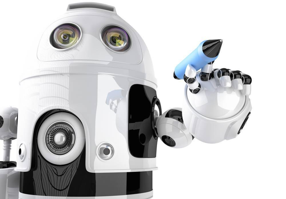 robot gazetecilik