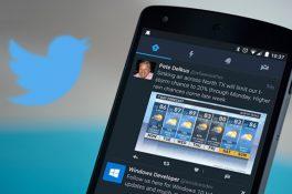 Twitter gece modu iOS'a da geldi