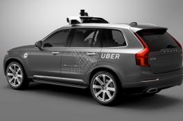 Uber'in ilk sürücüsüz araçları yolcu taşımaya hazır