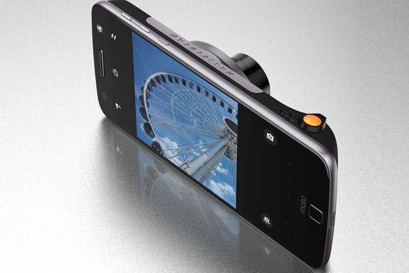 Motorola Moto Z Play tanıtıldı