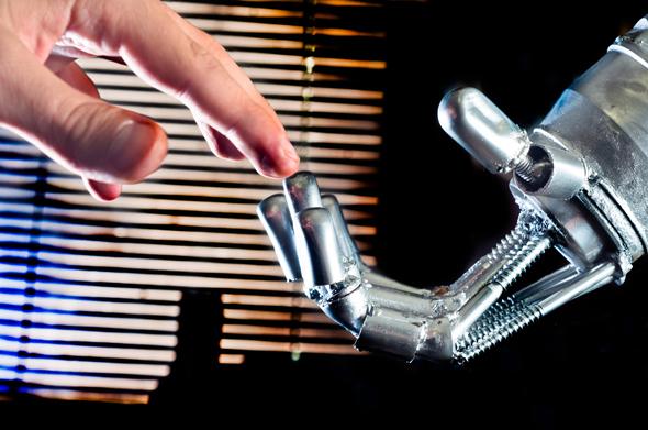 Robotlarla nasıl bir gelecek bizi bekliyor